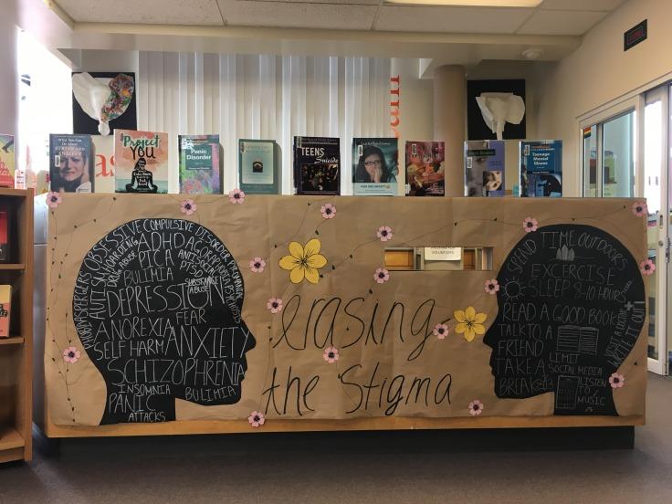 Erasing the stigma 1